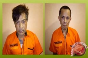 Polisi Ringkus Penjual Dan Pembeli Sabu-Sabu
