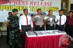 Press Release Operasi Sikat Intan 2017