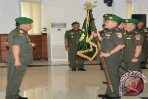 Kolonel Arm Syafei Kasno Jabat Danrem 101/Antasari