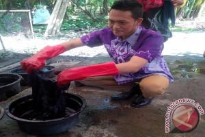 Duta Wisata Promosikan Keindahan Alam Tapin
