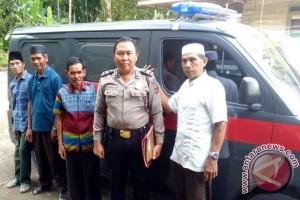 Sambang Desa Jalin Kerja Sama Polri dan Masyarakat