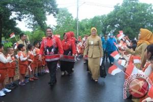 Loktabat Selatan Layak Wakili Lomba Kelurahan Nasional