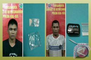 Dua Pengedar Ditangkap Dalam Satu Hari