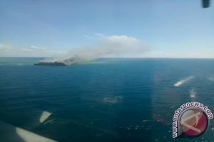 SAR Banjarmasin Turun Ke Lokasi Kapal Terbakar
