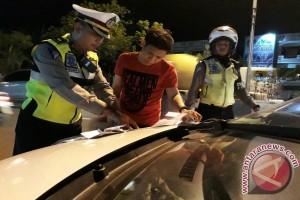 Polresta Banjarmasin Tilang 2.050 Pelanggar Lalu Lintas