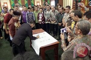 Pengadilan Agama Kotabaru Komitmen Bersih Dari Korupsi