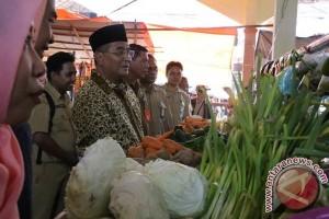 Bupati HSS Pantau Harga Pasar Kandangan