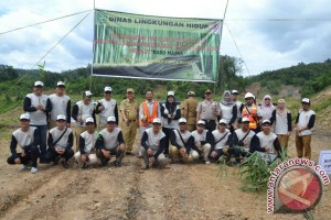 Pemkab Tapin Ajak Pemuda Peduli Lingkungan Ekstambang