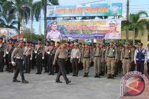 Polantas Terbitkan 15.031 Surat Tilang Selama Operasi