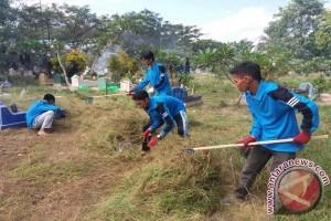 KNPI Tapin Lakukan Aksi Bakti Sosial Untuk Hadapi Ramadhan