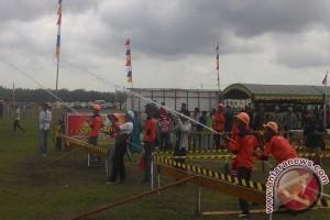 PT SAM Gelar Lomba Damkarhutla 2017