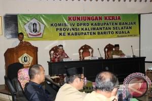 Komisi IV DPRD Banjar Kunjungi Batola