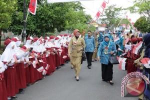 Telaga Langsat Dan Kandangan Kota Wakili HSS Lomba Desa