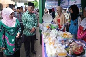 Pasar Ramadhan Kandangan Fasilitasi 100 Pedagang