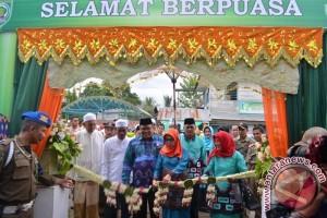 Wisata Kuliner Pasar Ramadhan 1438 Hijriyah Dimulai