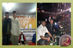 "500 Warga Hadiri ""Sahur On The River"""
