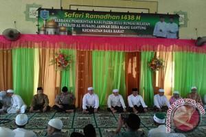 Bupati Bersafari Ramadhan Sapa Warga Kecamatan Terjauh
