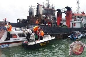 Tagbout Alpine Marine Terbakar Di Perairan Sewangi