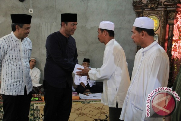 Rp1,1 Milyar Dana Hibah Untuk Masjid Daerah Pelosok