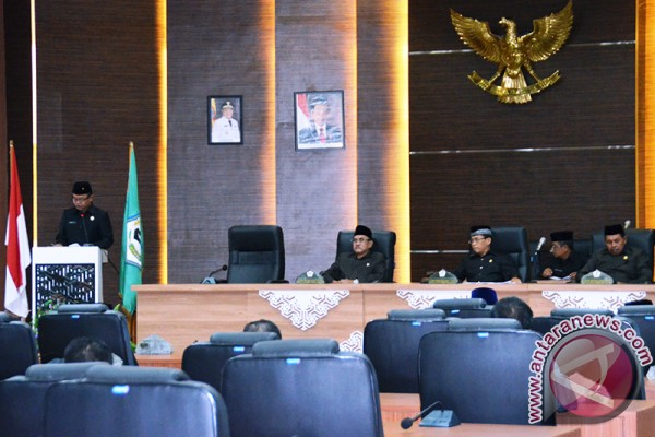 Dewan Setujui Dua Raperda