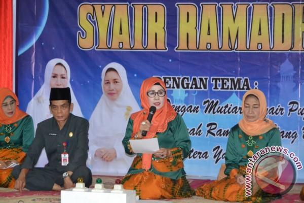 Tapin Laksanakan Festival Syair Ramadhan