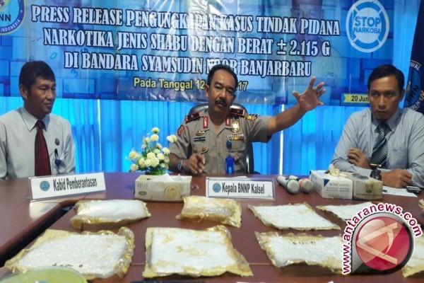 Two kilos sabu-sabu smuggled in cardboard
