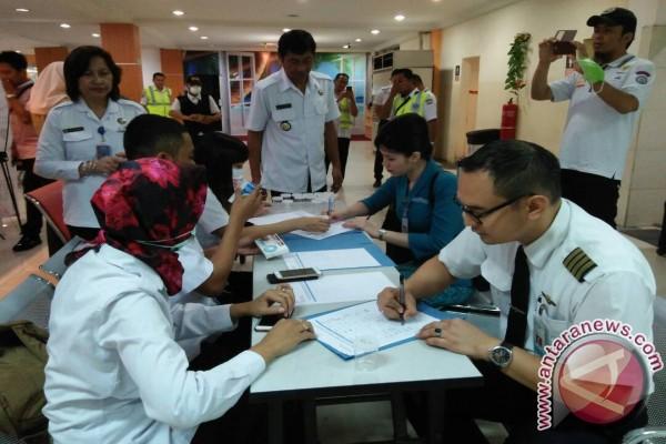 Menhub Tinjau Proyek Pengembangan Bandara Syamsudin Noor
