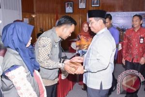 Pisah Sambut Pengajar Muda Kabupaten HSS