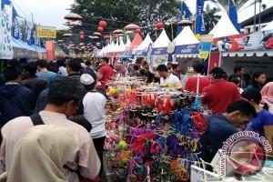 Dinas Pariwisata Kesulitan Tata PKL Pasar Ramadhan