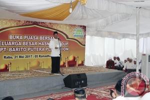 BUKA BERSAMA DENGAN PT BARITO PUTRA PLANTATION