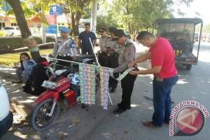 Polres Banjarbaru Tetapkan Dua Tersangka Uang Palsu