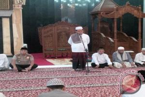 Bupati ajak Masyarakat Lebih Mencintai Masjid