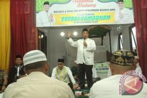 Safari Ramadhan Terakhir di Masjid Nurul Fajar