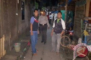 Polsekta Banjarmasin Timur Tingkatkan Patroli Pemukiman Warga