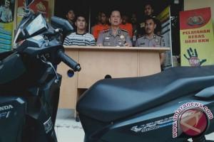 """Polsekta Banjarmasin Barat Berhasil Ungkap """"Curanmor"""""""