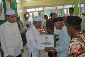 Safari Ramadhan Jadi Berkah Masyarakat Tatah Makmur