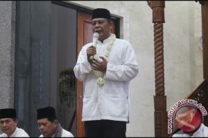 Gubernur Safari Ramadhan di Desa Pulau Pinang