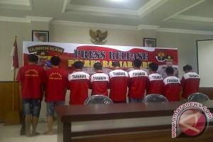 Satresnarkoba Banjarbaru Ungkap 9 Kasus Selama Ramadan