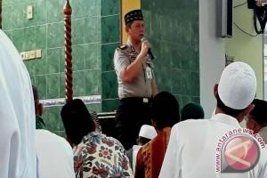 "Kapolresta Banjarmasin Sebarkan Pesan Kamtibmas Melalui ""Juling"""