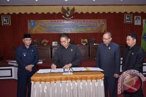 DPRD HSS Setujui Empat Raperda