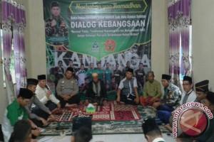 GP Ansor HSS Gelar Dialog Kebangsaan