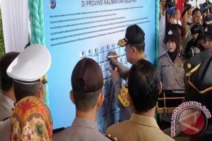 Gubernur Kalsel Deklarasikan Gerakan Menolak Radikalisme