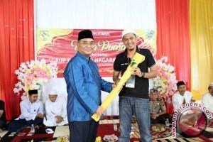 H. Achmad Fikry Didaulat Anggota Kehormatan BNDHSS