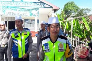 Kapolres : Mudik Titipkan Kendaraan Di Kantor Polisi