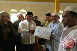Bupati Safari Ramadhan ke Bakau