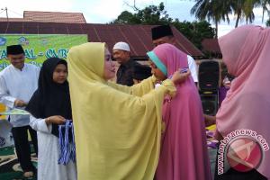 61 Laskar Pejuang Ramadhan di Wisuda