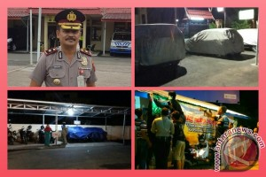 Polsekta Banjarmasin Tengah Terima Titipan Kendaraan Bermotor
