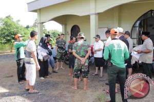 BPBD Tanah Bumbu Salurkan Bantuan Korban Banjir