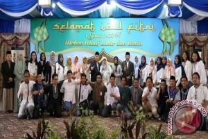 Bupati HSS Gelar Open House dan Halal Bihalal