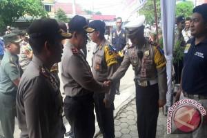 Lebaran 2017 - Polisi Fokus Amankan Jalur Perlintasan Di Banjarbaru
